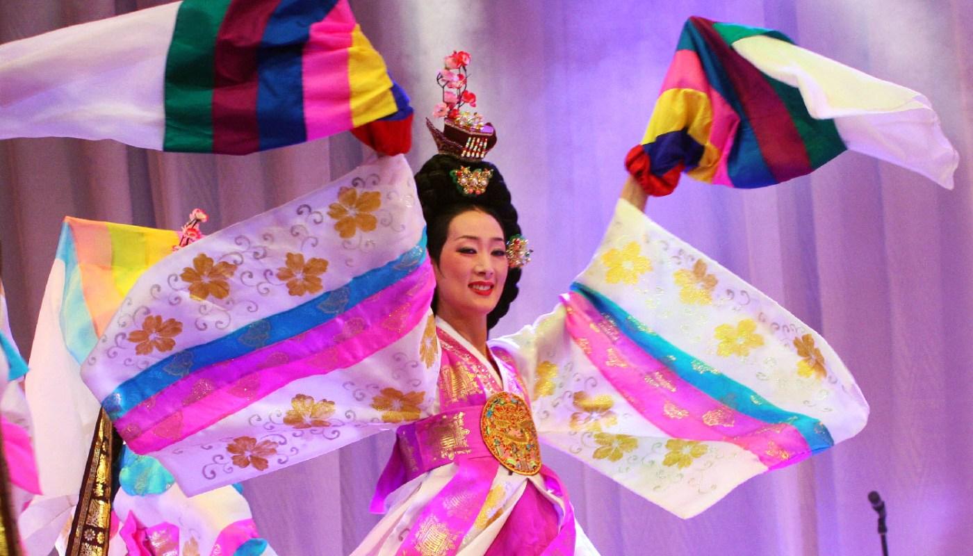 Saranghaeyo Korea Festival