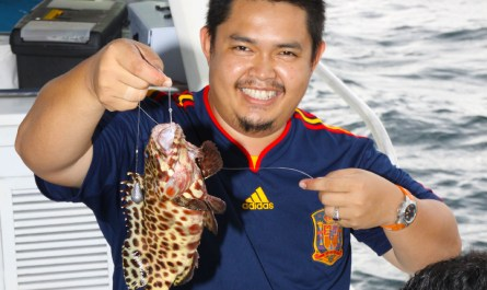 Usukan Cove Fishing
