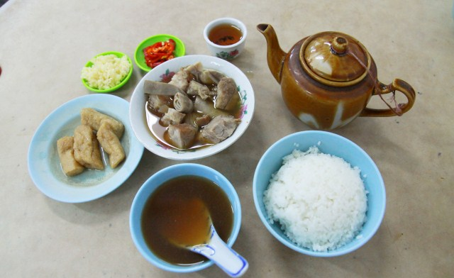 Yu Kee Bak Kut Teh (佑记肉骨茶)