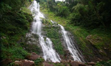 Langanan Waterfall
