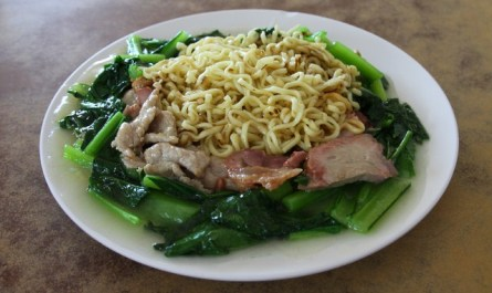 Beaufort Mee (Beaufort Fried Noodle)