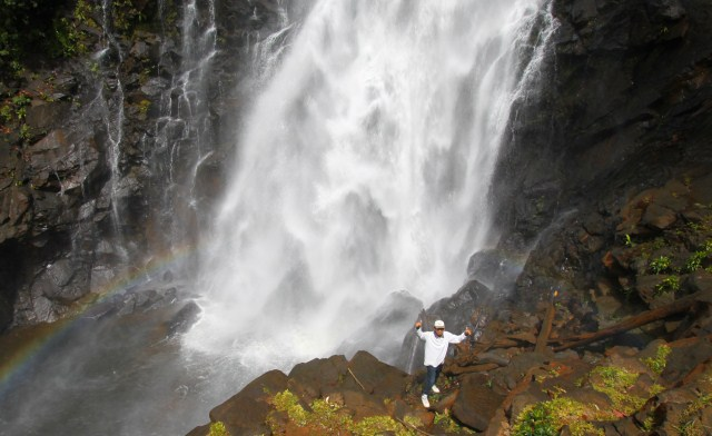 Tawai Waterfall of Telupid