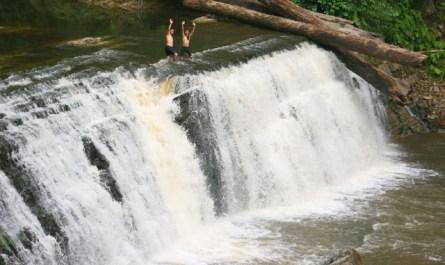 Imbak Waterfall
