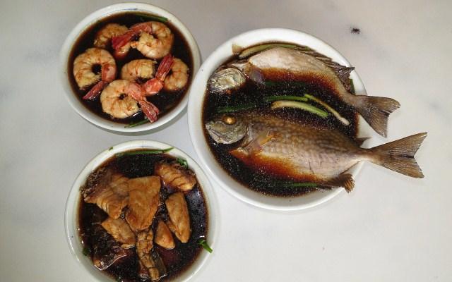 Nam Chai Seafood Bak Kut Teh (南财肉骨茶) of Sabah