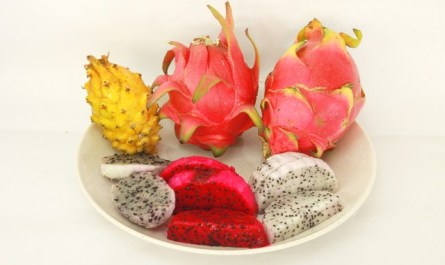 3 types of dragon fruit