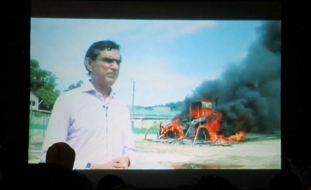 Borneo Taliban declares war to illegal loggers