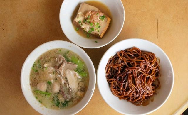 Sabah Pork Noodle (Sang Nyuk Mee)