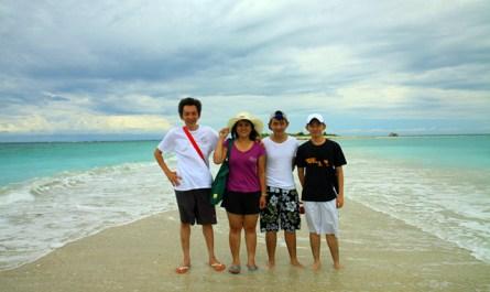 Sands Spit Island of Sabah