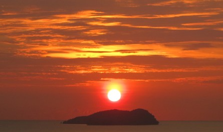 Sabah sunset