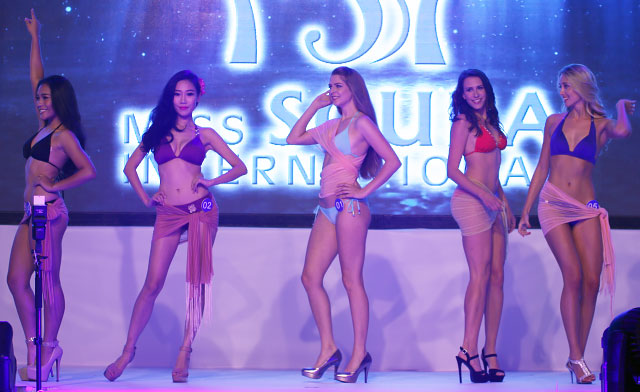 Miss Scuba International 2014 Pageant