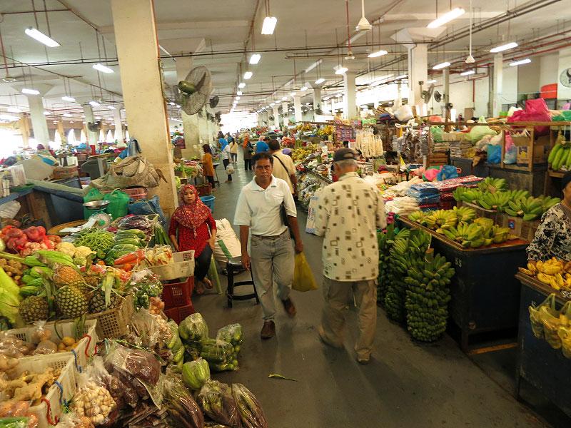 Sandakan Central Market