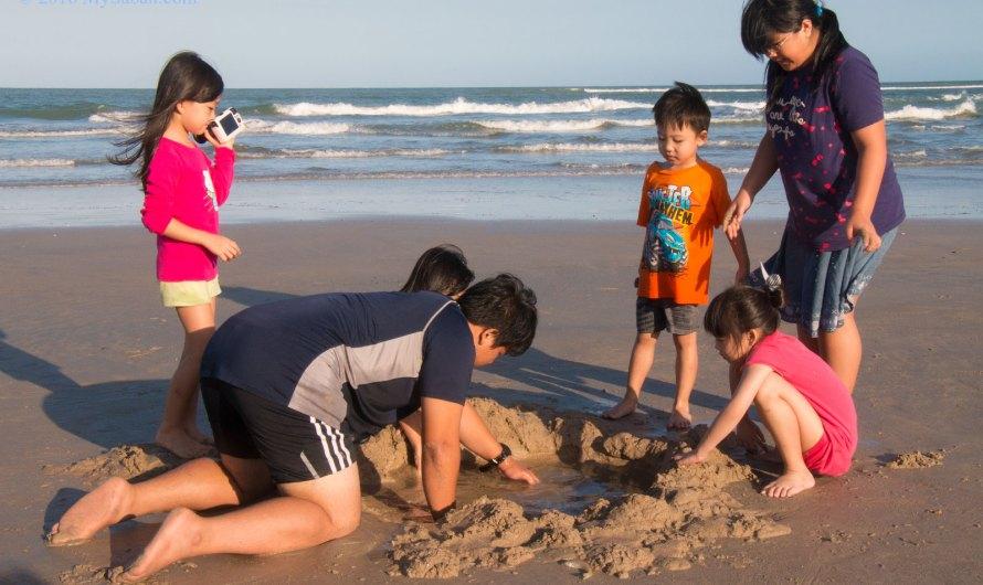 Tempurong Golden Beach Resort