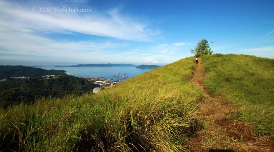 Bukit Botak / Bukit Gundul in Sepanggar