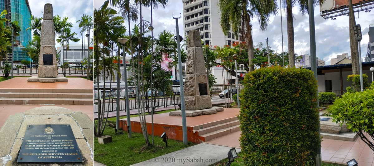 North Borneo War Monument