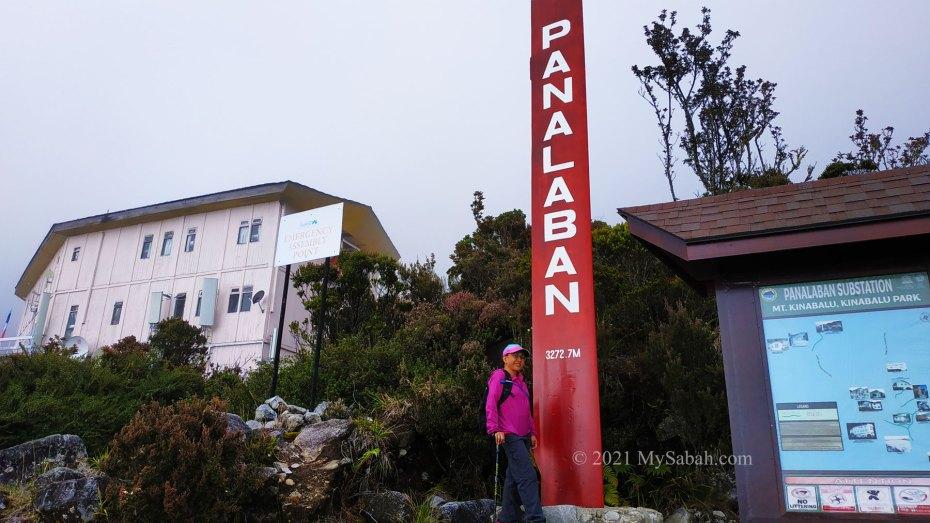 Laban Rata Resthouse and Panalaban