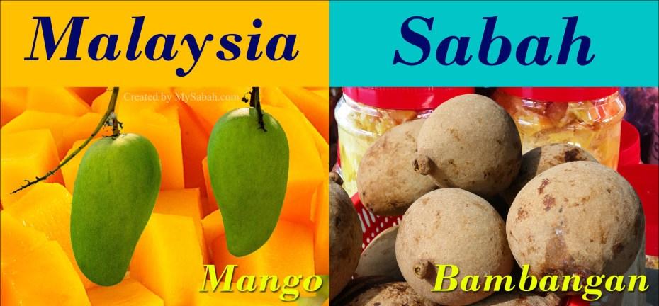 Mango vs Bambangan