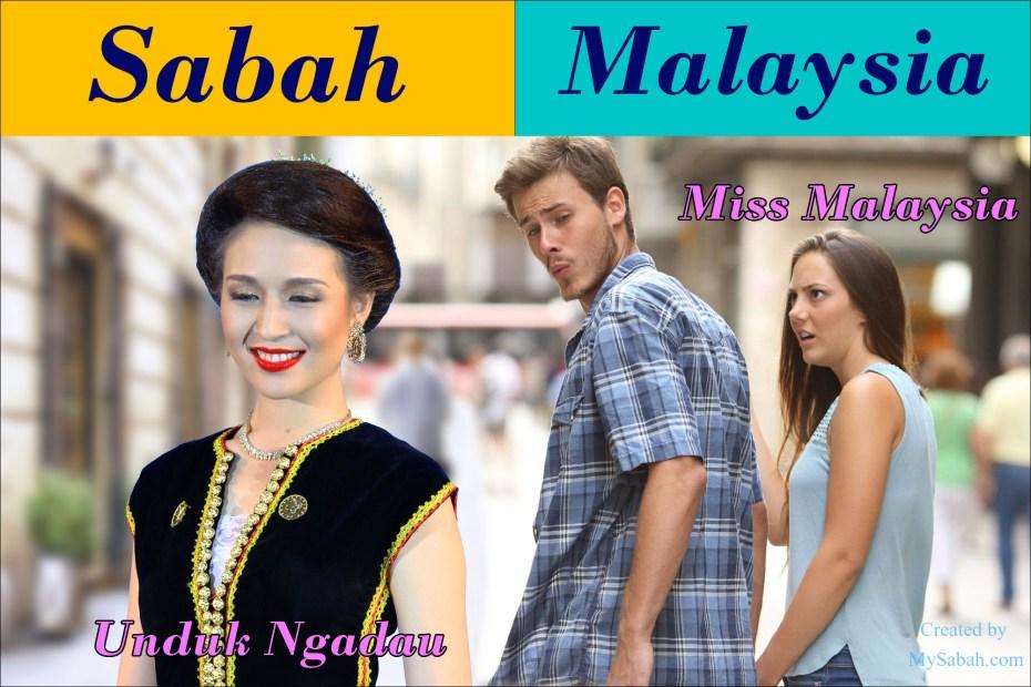 Miss Malaysia and Unduk Ngadau