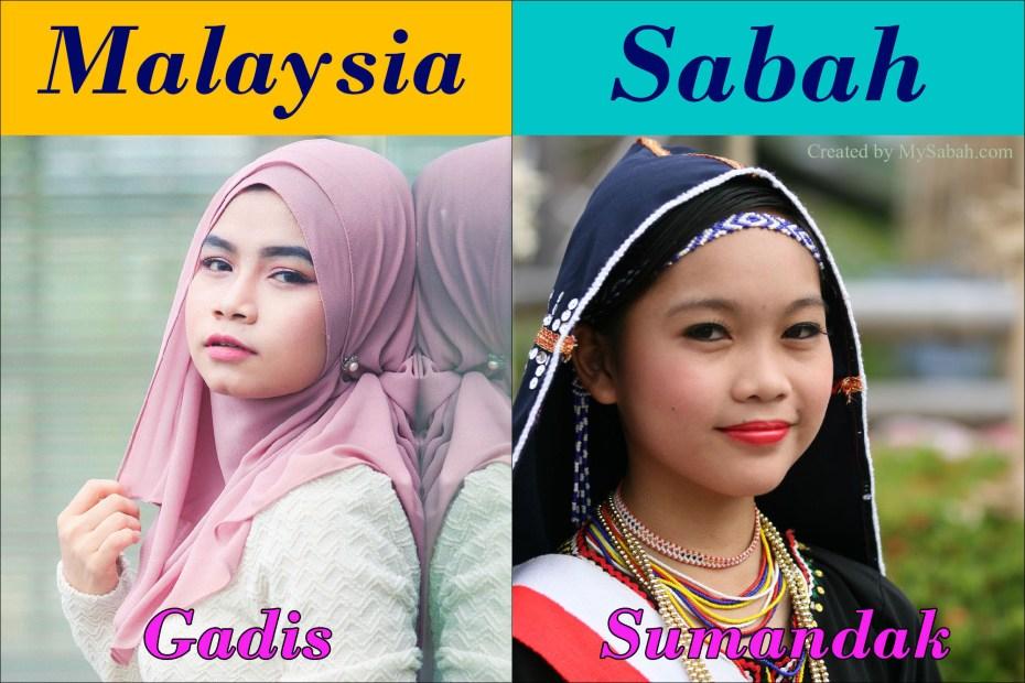 Gadis vs Sumandak