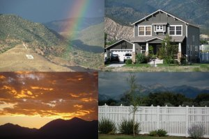 Trailside Estates Collage