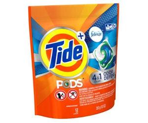 free sample of tide