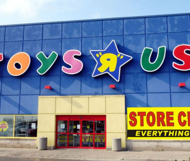 Toys R Us Closing Deals Sales Is Your Store On The List
