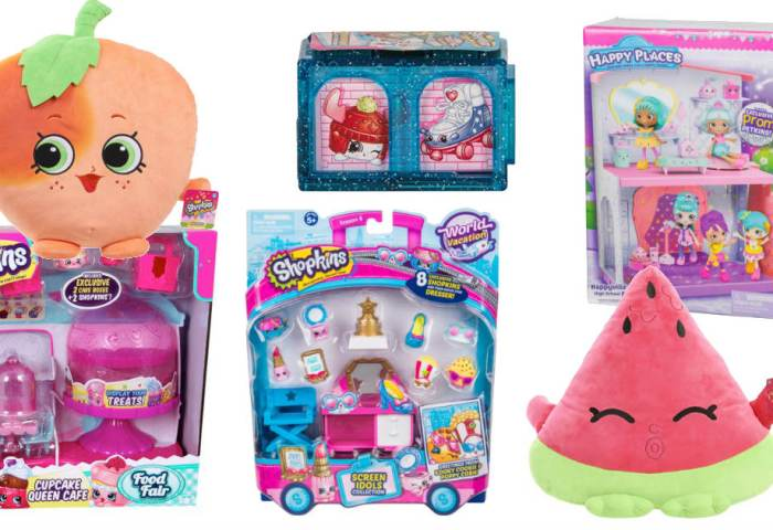 Select Shopkins Toys Up To 75 Off At Walmartcom Daily Deals