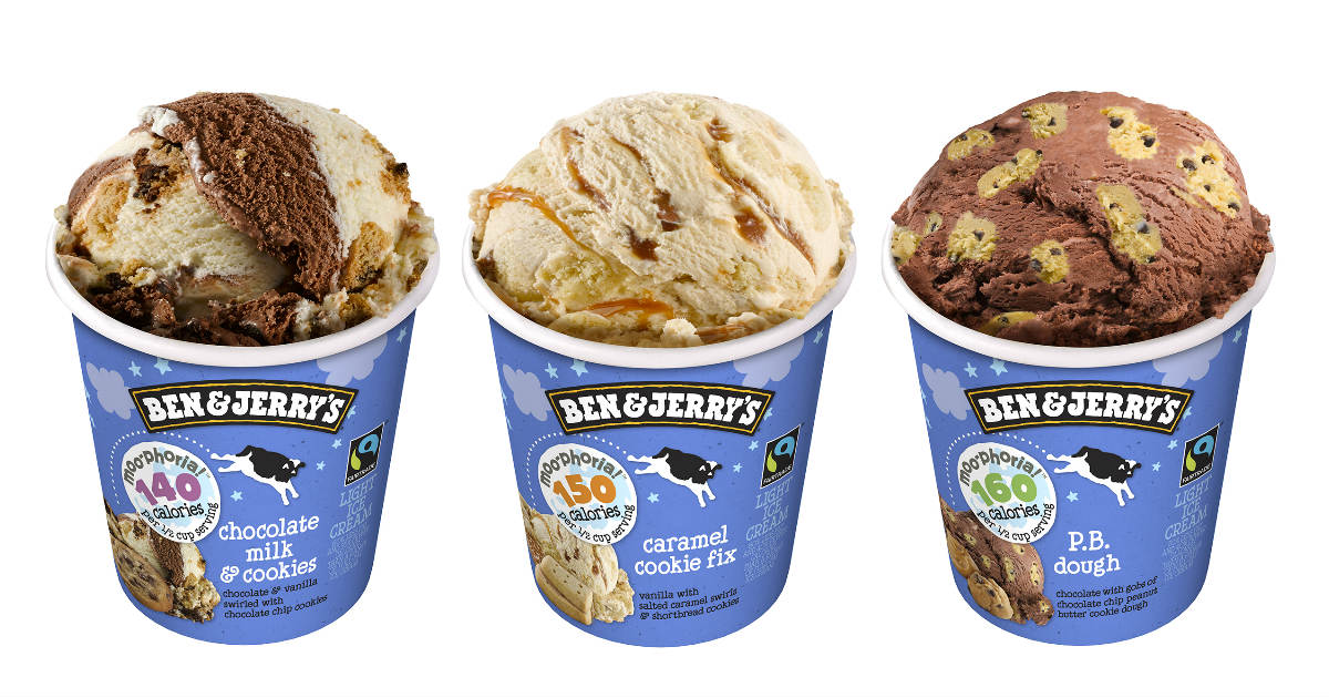 Ben & Jerry's Moo-Phoria light ice cream deal at Walmart