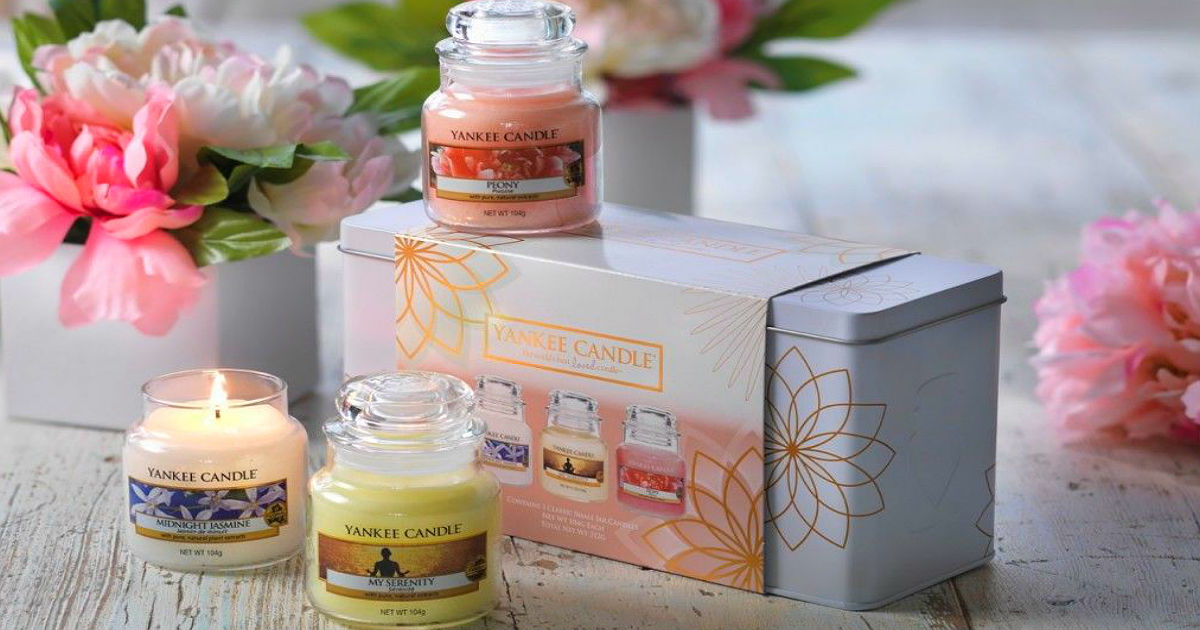 2 FREE Small Classic Jar Candles at Yankee Candle