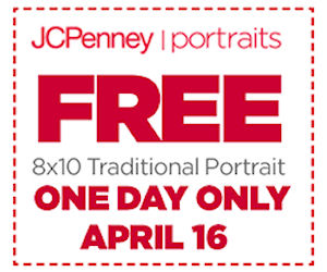 jcpenney portrait studio coupon