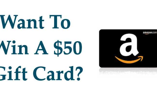 Want A 50 Amazon Gift Card Take Our Survey Free Sweepstakes Contests Giveaways
