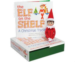 Elf on The Shelf at Michael's