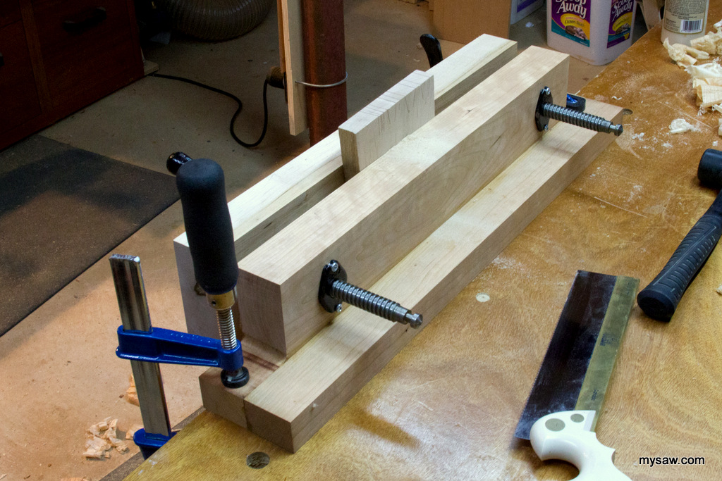 2011 Moxon Bench Top Vise Mysaw