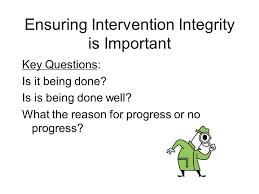 treatment integrity 2