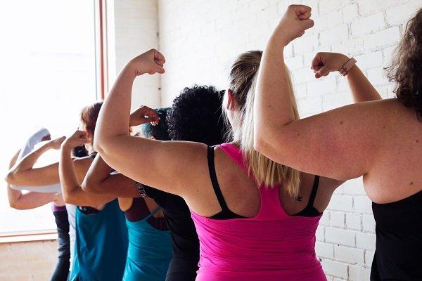 Allenamento di forza in post menopausa