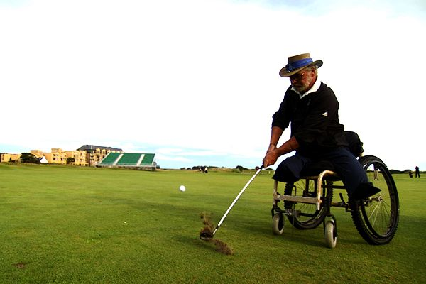 War Hero Becomes Golf Inspiration  The Scratch Pad