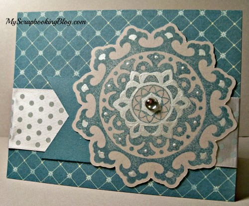 Pirouette Card by Wendy Kessler
