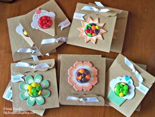 Sweet Surprises Cards by Wendy Kessler