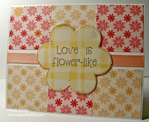 Sophia Card #4 by Wendy Kessler