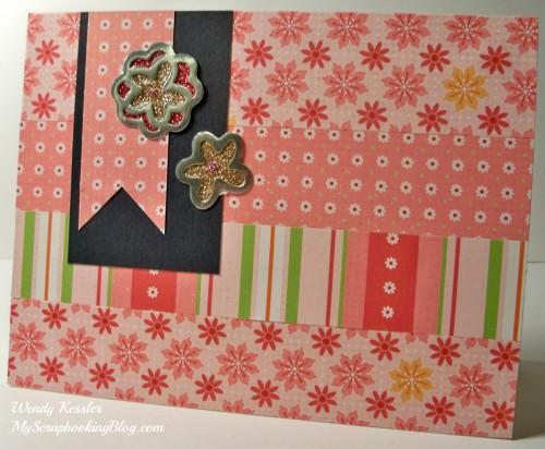 Sophia Card #5 by Wendy Kessler