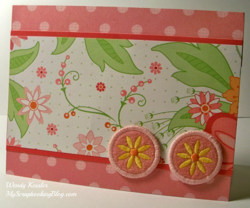 Sophia Card #9 by Wendy Kessler