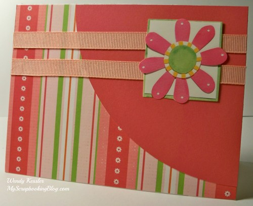 Sophia Card #25 by Wendy Kessler