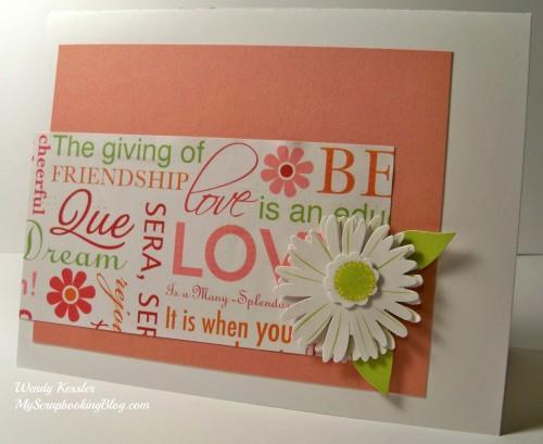 Sophia Card #16 by Wendy Kessler