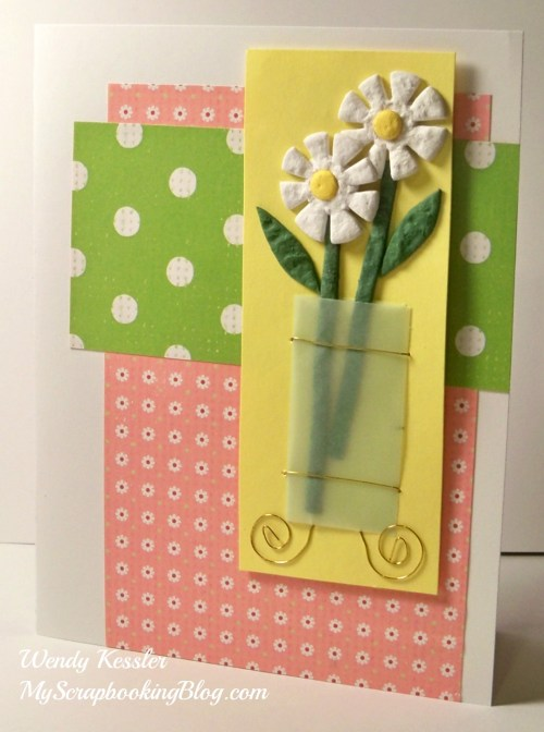 Sophia Card #28 by Wendy Kessler