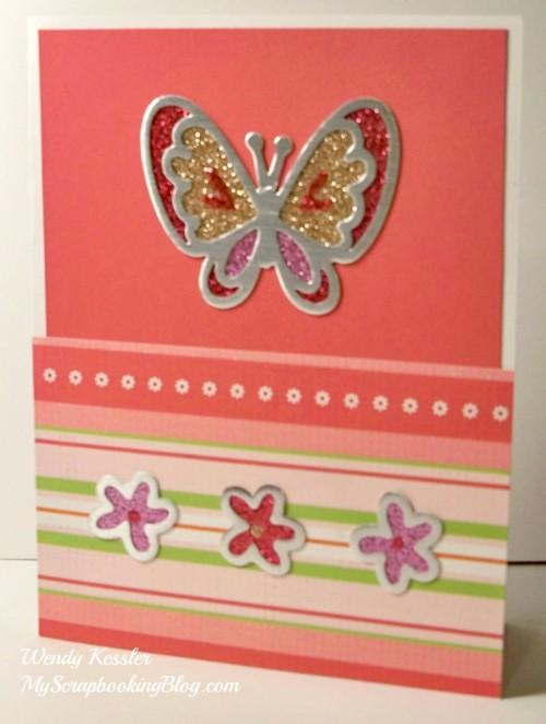 Sophia Card #30 by Wendy Kessler