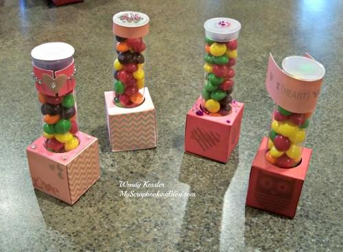 Valentine Treat Tubes on My Scrapbooking Blog