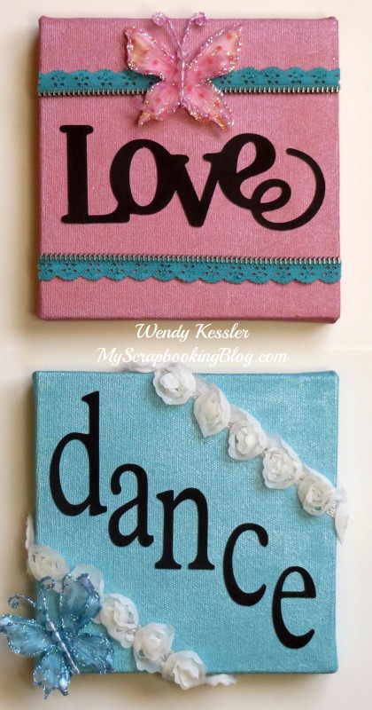 Canvas Display Art by Wendy Kessler