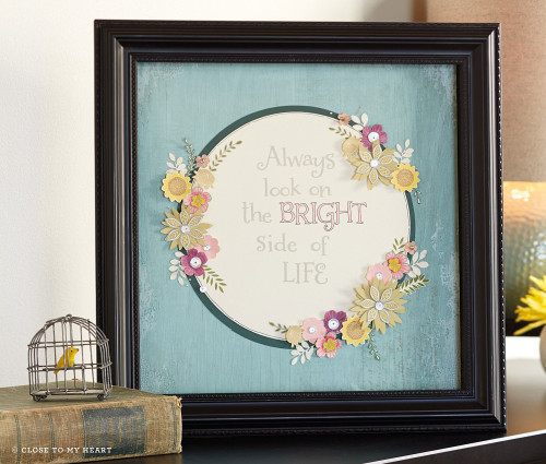14-ai-always-look-on-the-bright-side-framed-art