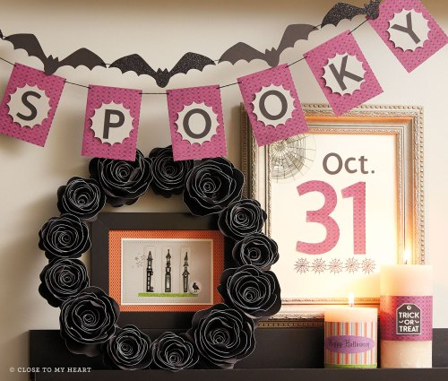 15-he-spooky-banner-black-flower-wreath