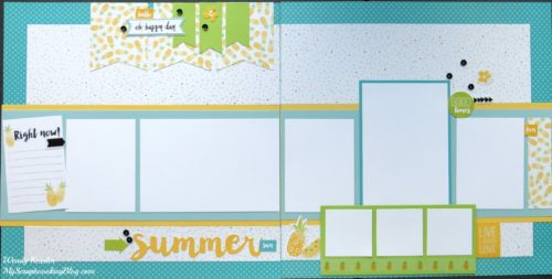Calypso Layout by Wendy Kessler