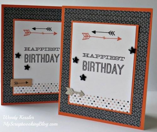 Birthday Cards by Wendy Kessler
